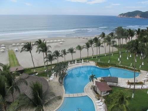 excelente departamento sobre playa, 248.74 m2, 4 recamaras,