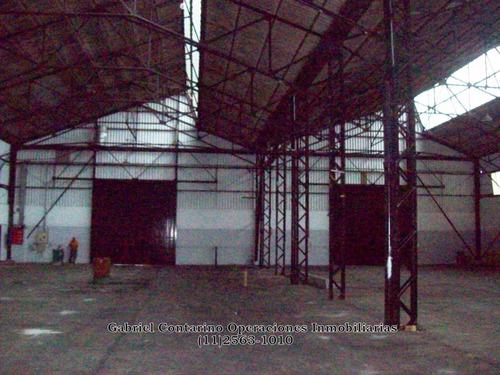 excelente deposito en parque industrial - 1400 m2