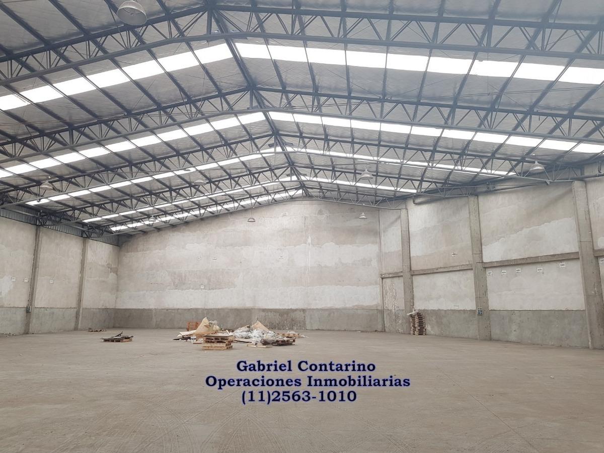 excelente deposito industrial 1100 m2