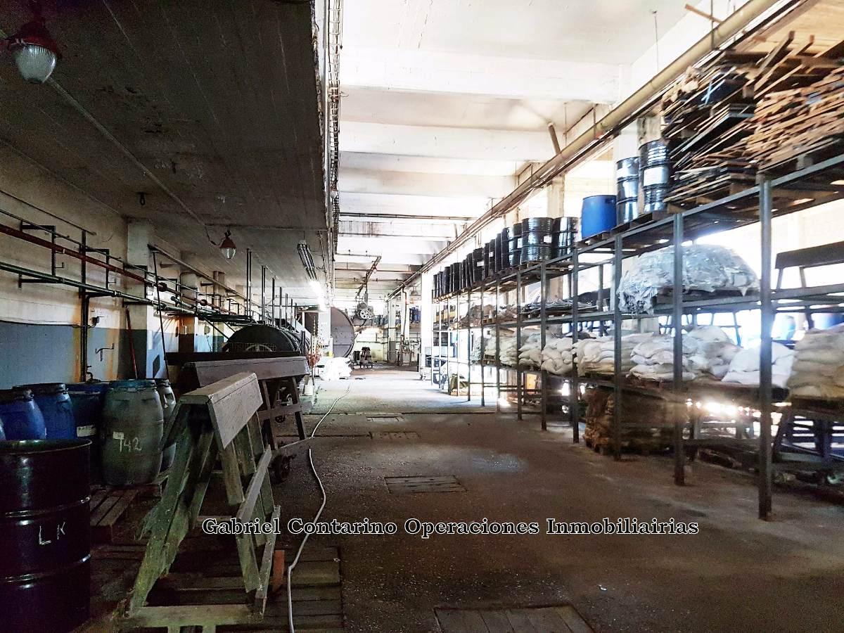 excelente depósito industrial