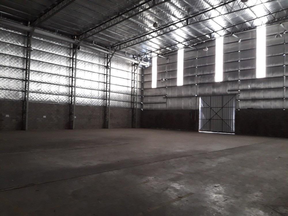 excelente deposito logistico industrial de 2.600