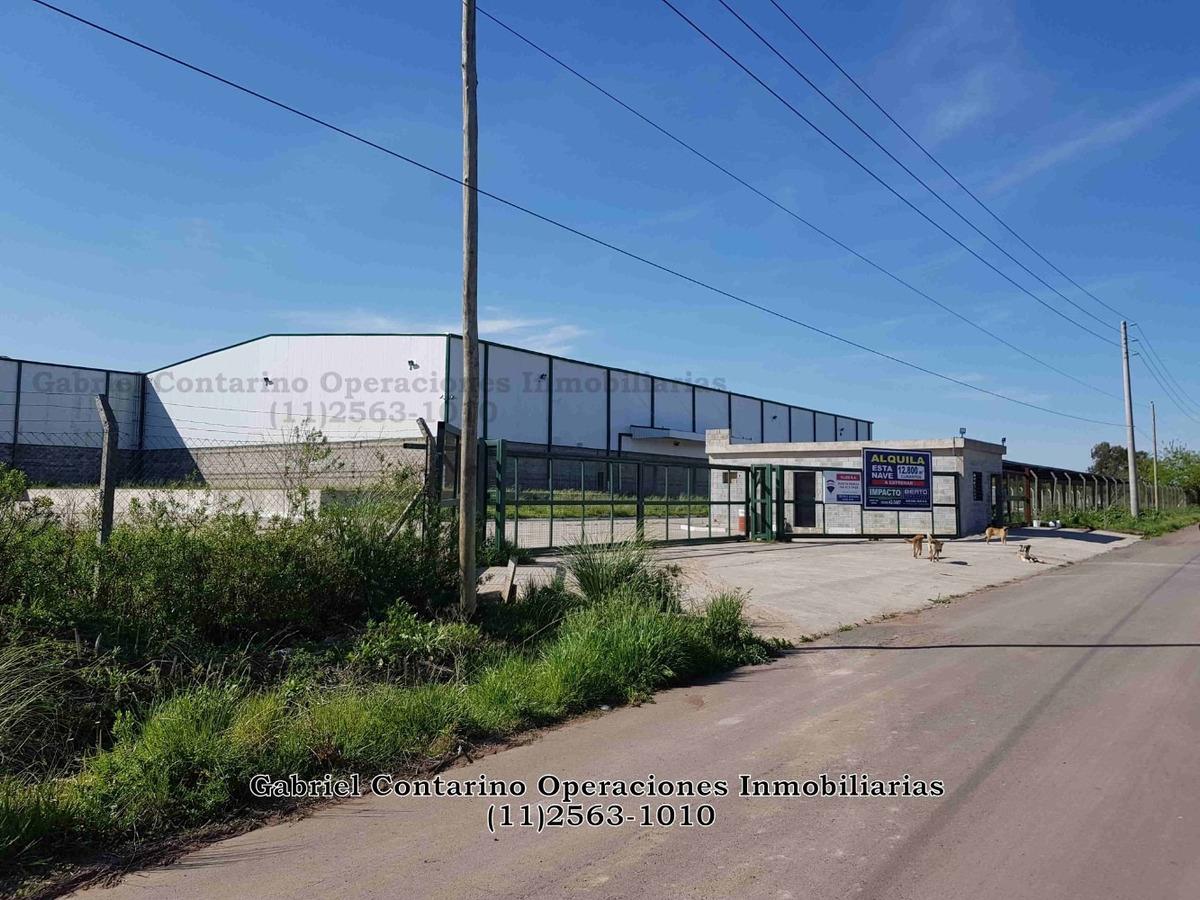 excelente deposito o planta industrial con playa