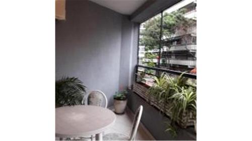 excelente depto 2 amb con balcón terraza en belgrano
