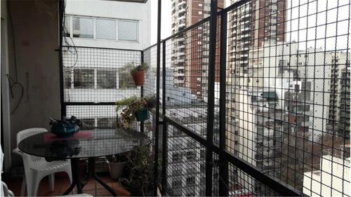 excelente depto 4 amb c/dep y balcón terraza en caballito