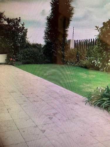excelente depto con jardin privado de 250 m2 en la loma de santa fe