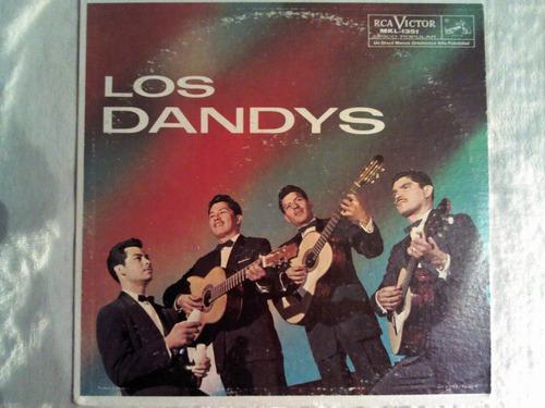 excelente disco acetato de: los dandys