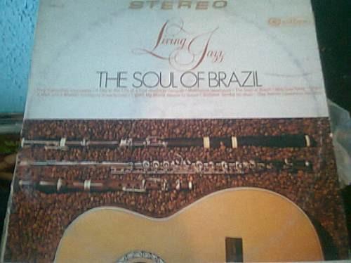 excelente  disco acetato de  the soul of brazil