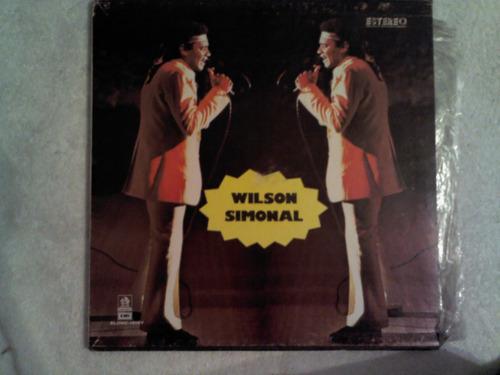 excelente disco acetato de: wilson simonal