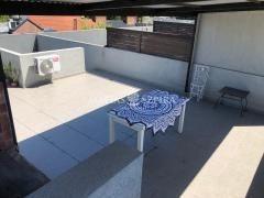 excelente dos ambientes con terraza y cochera castelar norte
