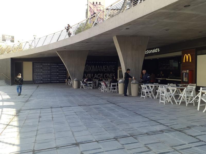 excelente dos ambientes, piso alto luminoso. en construcción. metropolitan plaza. barrio norte