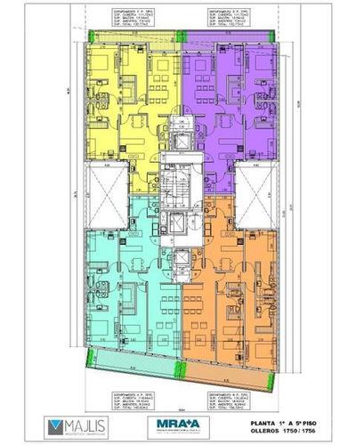 excelente dpto 4 ambientes con dependencia ** edificio de categoria***