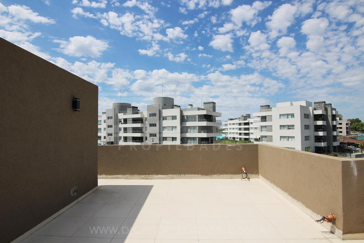 excelente duplex 4 amb en lagoon pilar