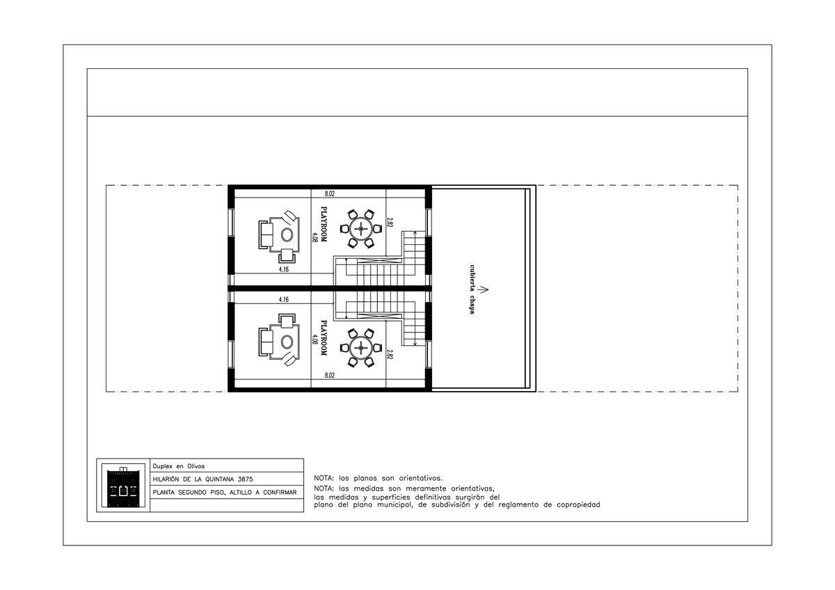 excelente duplex 5 ambientes en olivos