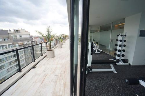 excelente duplex con cochera, a estrenar, full amenities!!!