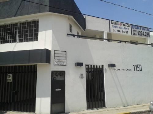 excelente edificio comercial en venta sobre av. constituyentes qro. mex.