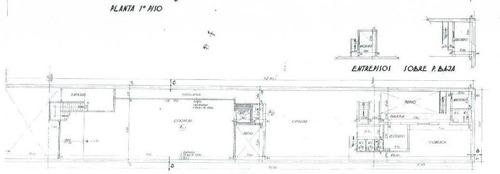 excelente  edificio en block  zona  san telmo a metros de la av 9 de julio