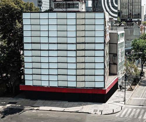 excelente edificio en renta de 14164 m2 en col. juárez