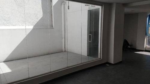 excelente espacio para oficina en renta 83 m2 en colonia nápoles. exterior