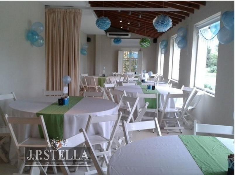 excelente estancia 58 ha.  c/ 2 salones de fiestas - rafael castillo