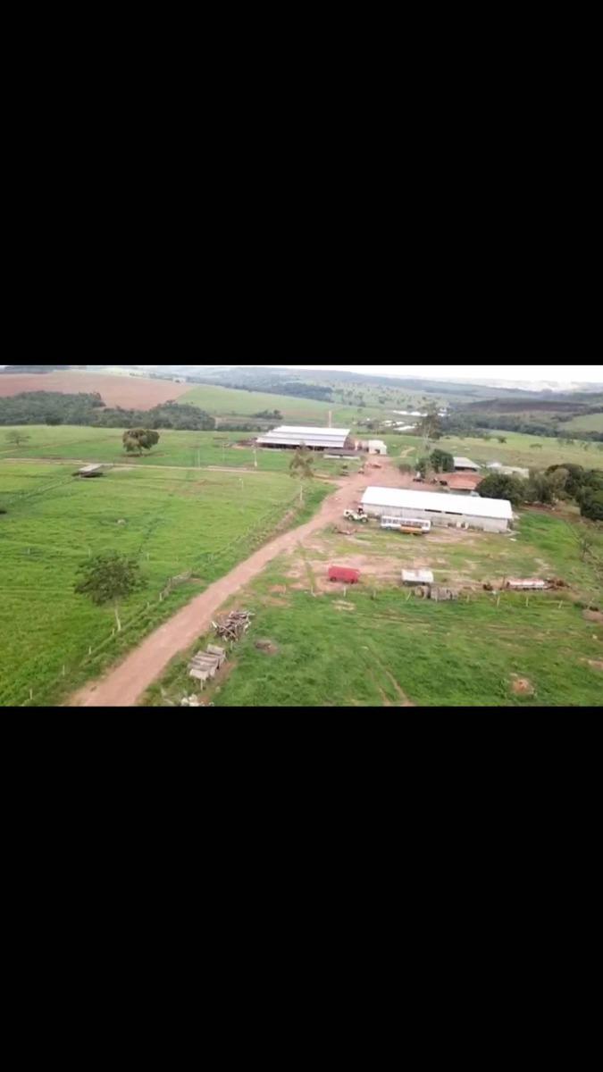 excelente fazenda porteira fechada