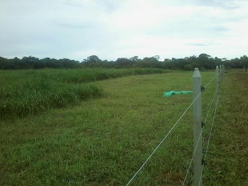 excelente finca ganadera  en guamal meta , 24 hectáreas