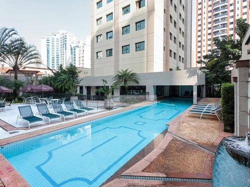 excelente flat no pool - moema - oportunidade!!! - fl3803
