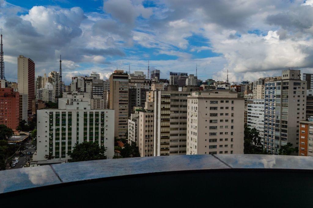 excelente flat nos jardins, prox ao metrô oscar freire, com fácil acesso a av. paulista, - sf29736