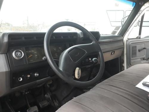 excelente ford 400  chasis solo tomo permuta