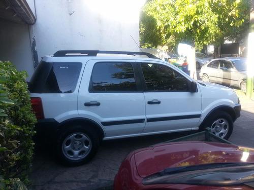 excelente ford ecosport xls plus 1.6 2011 unica mano