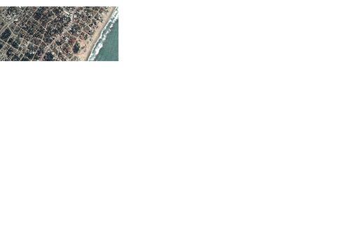 excelente fracción sobre el mar con frente costero