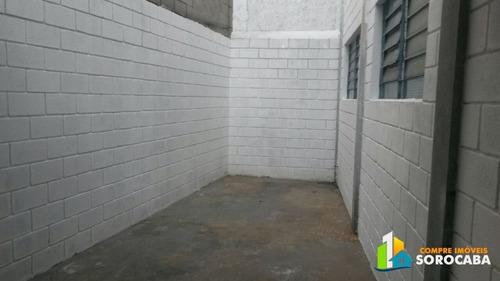excelente galpão com 250 m²  no jardim leocádia - 207lc