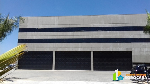 excelente galpão de 2.420,00 m² área de construída  - 184lc