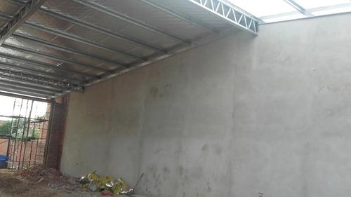 excelente galpon de 380 m2  ideal supermecardo o deposito