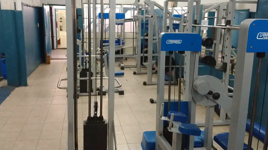 excelente gimnasio en capital federal 12 años antiguedad!