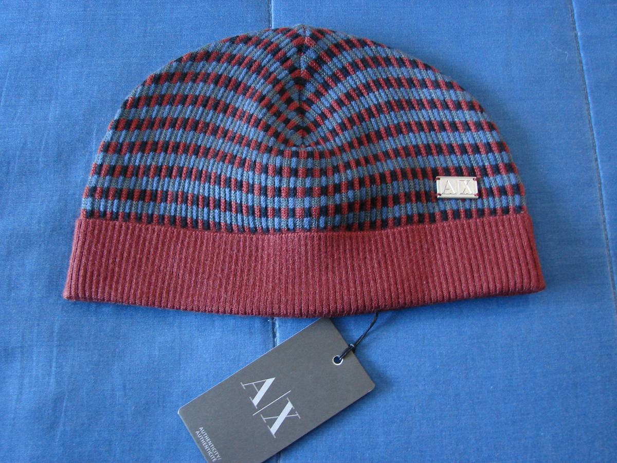 excelente gorro armani exchange 100% original