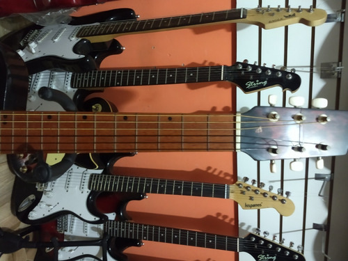 excelente guitarras electro acusticas tipo godin full sonido