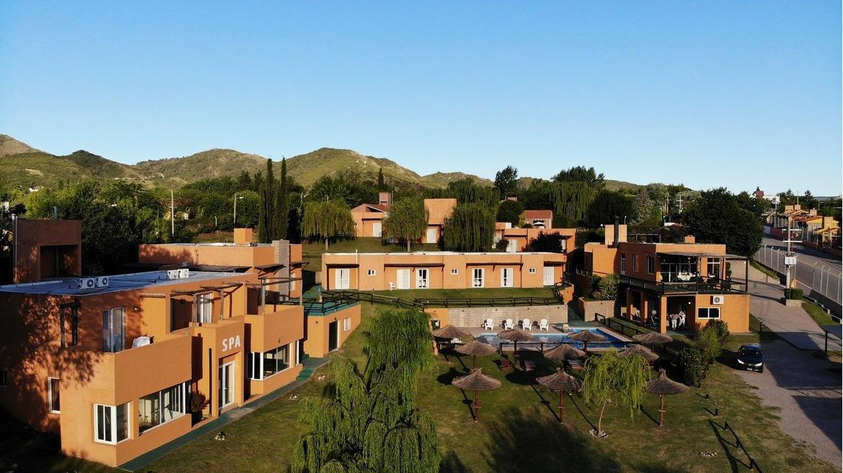 excelente hotel posada en potrero de los funes san luis