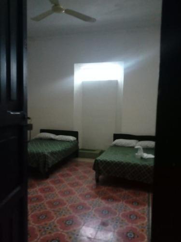 excelente hotel/casa habitación en el centro de mérida