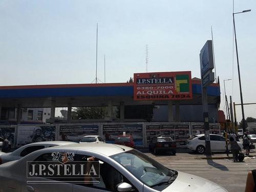 excelente inmueble comercial 783 m² frente al shopping san justo - s.justo (ctro)