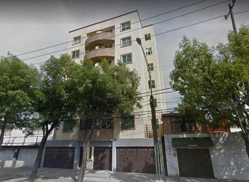 excelente inversión departamento en alcaldía cuahutémoc remate hipotecario