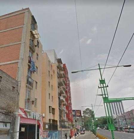 excelente inversión departamento en alcaldía cuauhtémoc remate hipotecario