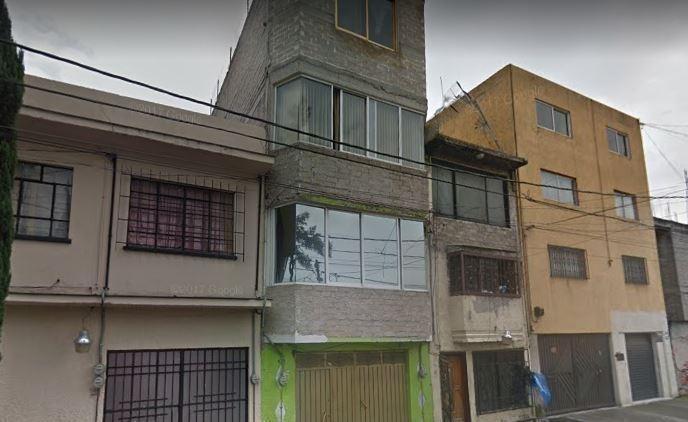 excelente inversión departamento en alcaldía v. carranza remate hipotecario