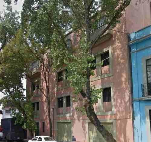 excelente inversión en edificio en la col. juarez