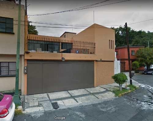 excelente inversion remate de casa en el rosedal coyoacan