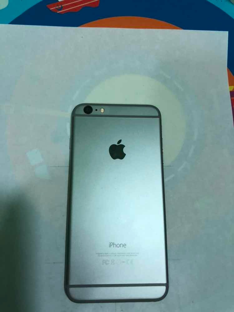 e969800a03a Excelente iPhone 6 Plus De 64gb Gris Negro Libre Oferta - $ 6,690.00 ...