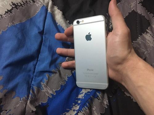 excelente iphone 6s con funda y film de regalo!! como nuevo!