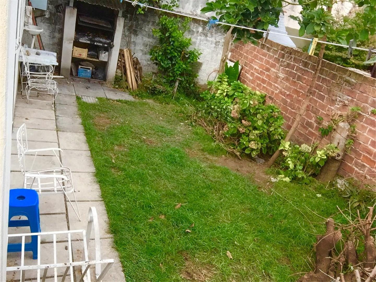 excelente jardin y patio sin expensas