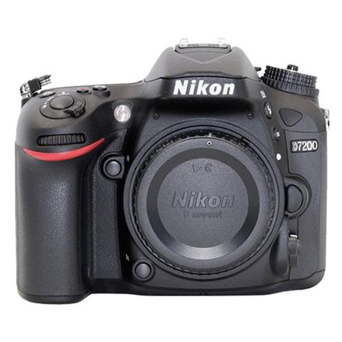excelente kit completo nikon d7200 de 24.2mp 18-55mm