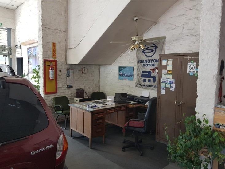 excelente local 200 m2 c/oficina, vidireras