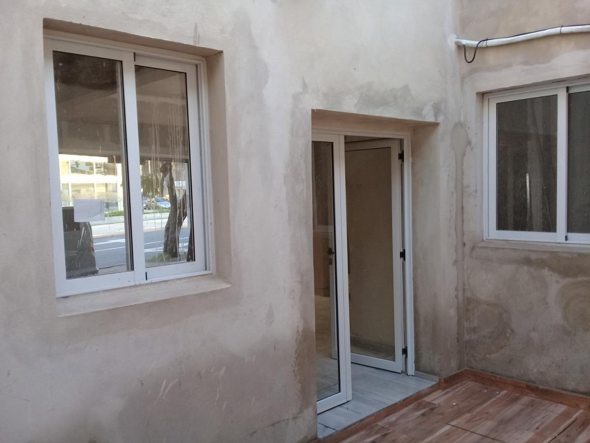 excelente local a nuevo 90 m2  juan b justo venta alquiler